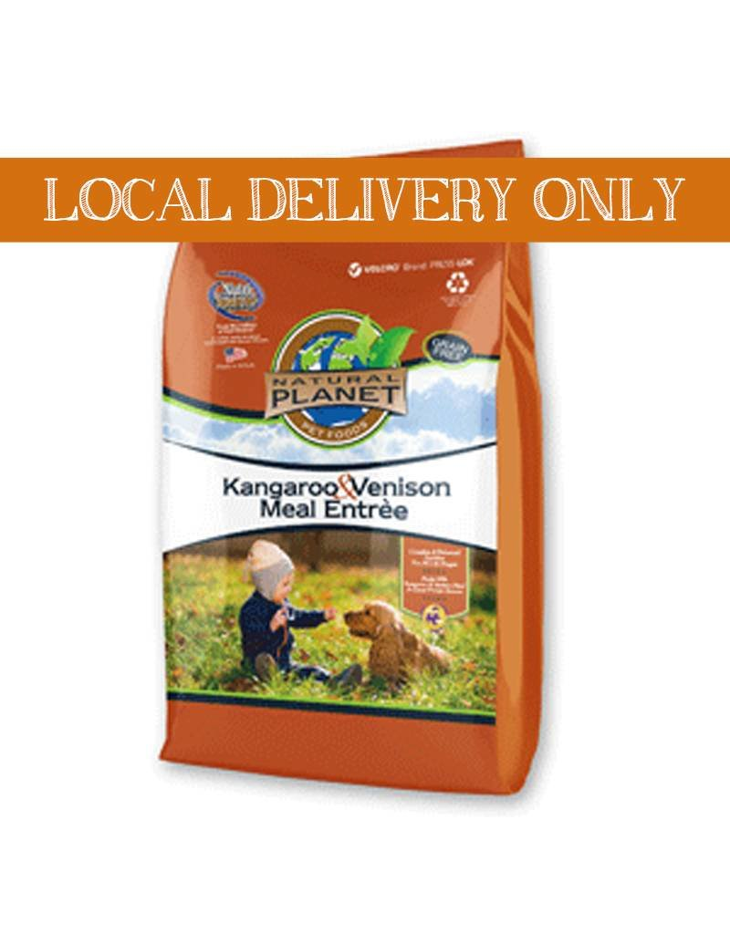 NATURAL PLANET Natural Planet Grain Free Kangaroo & Venison Dog Food