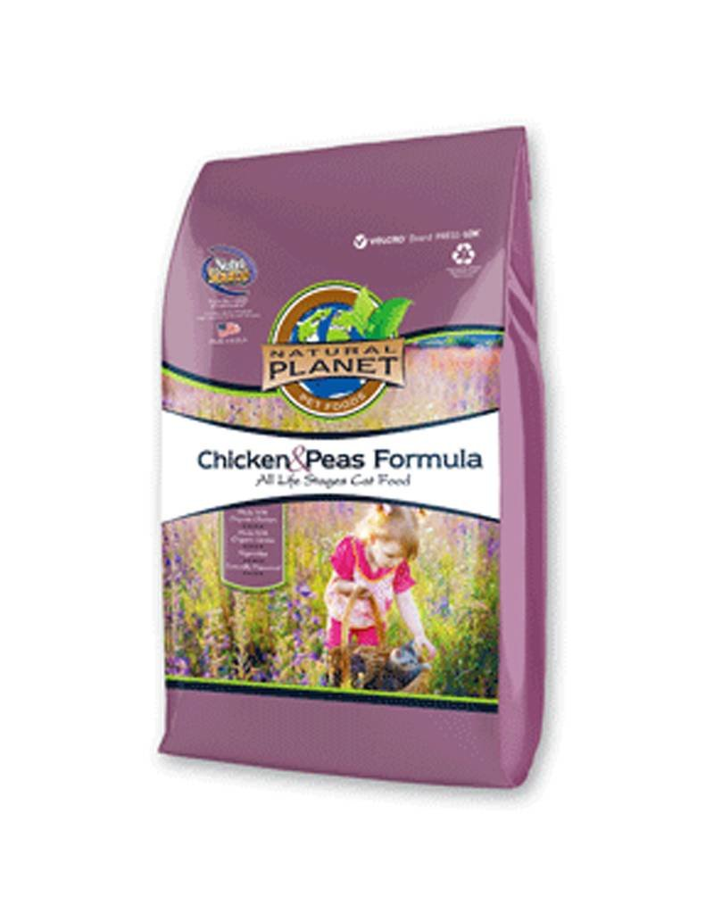 NATURAL PLANET Natural Planet Organic Chicken & Peas Cat Food 6.6lb