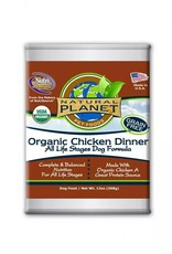 NATURAL PLANET Natural Planet Organic Chicken Dinner for Dogs 12/13oz