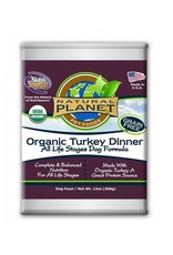 NATURAL PLANET Natural Planet Organic Turkey Dinner for Dogs 12/13oz
