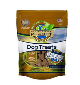 NATURAL PLANET Natural Planet Organic Chicken Dog Treats