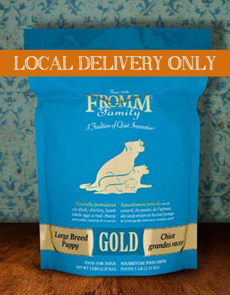 FROMM Fromm Gold Puppy Large Breed Dog Food
