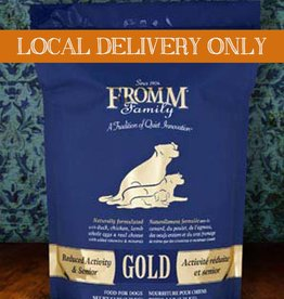 FROMM Fromm Gold Reduced Activity & Senior Dog Food