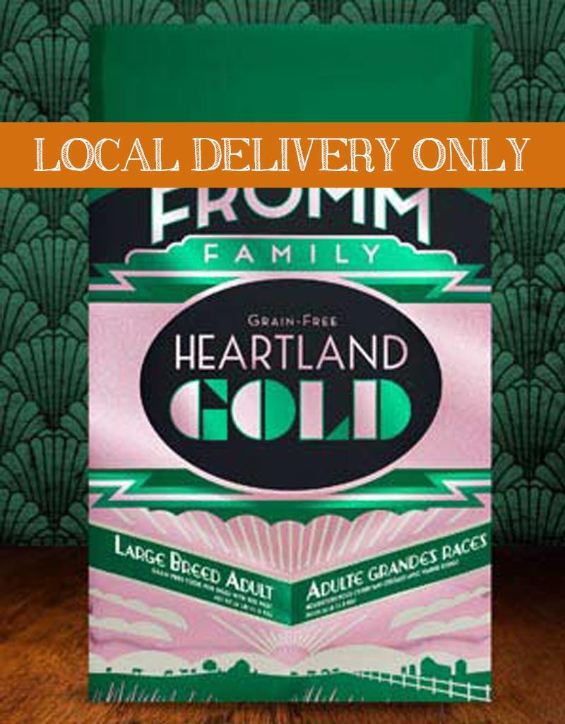 FROMM Fromm Heartland Gold Adult Large Breed Dog Food