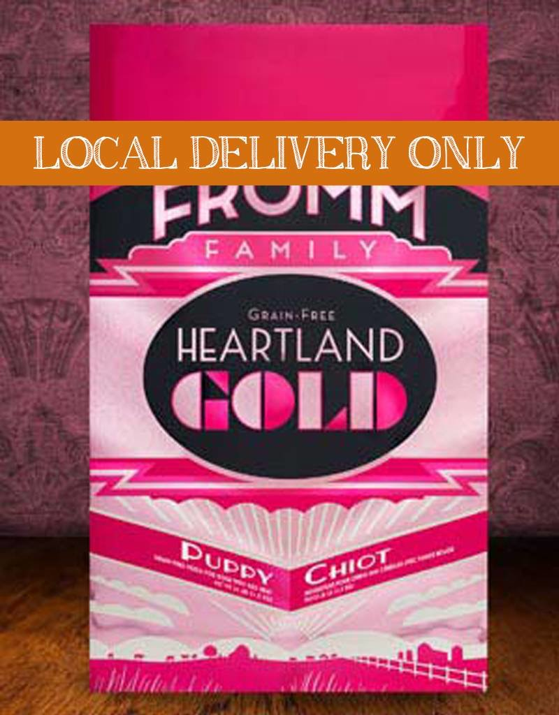 FROMM Fromm Heartland Gold Puppy Dog Food