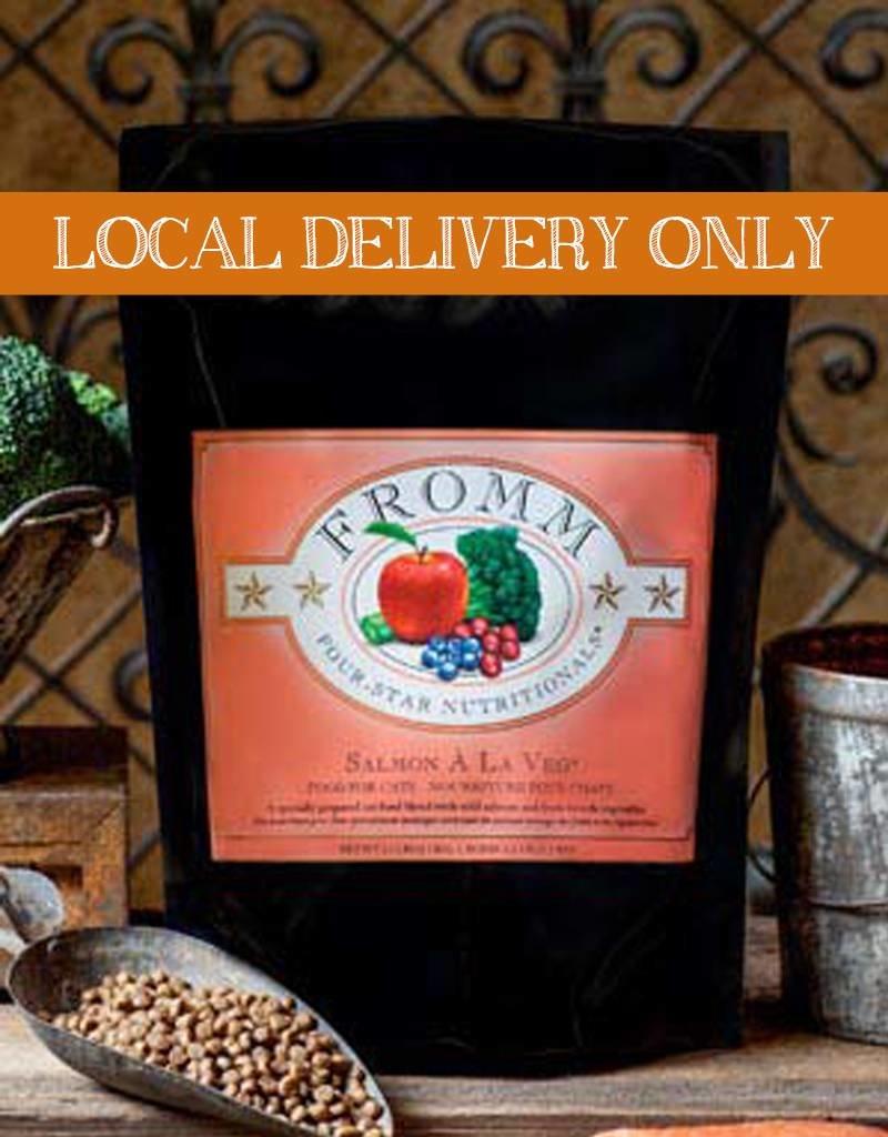 FROMM Fromm Four Star Salmon a la Veg Cat Food