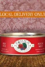 FROMM Fromm Four Star Pate Beef 5.5oz Canned Cat Food (Case of 12)