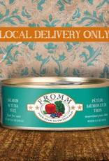 FROMM Fromm Four Star Pate Salmon & Tuna 5.5oz Canned Cat Food (Case of 12)