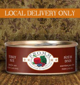 FROMM Fromm Four Star Pate Turkey 5.5oz Canned Cat Food (Case of 12)