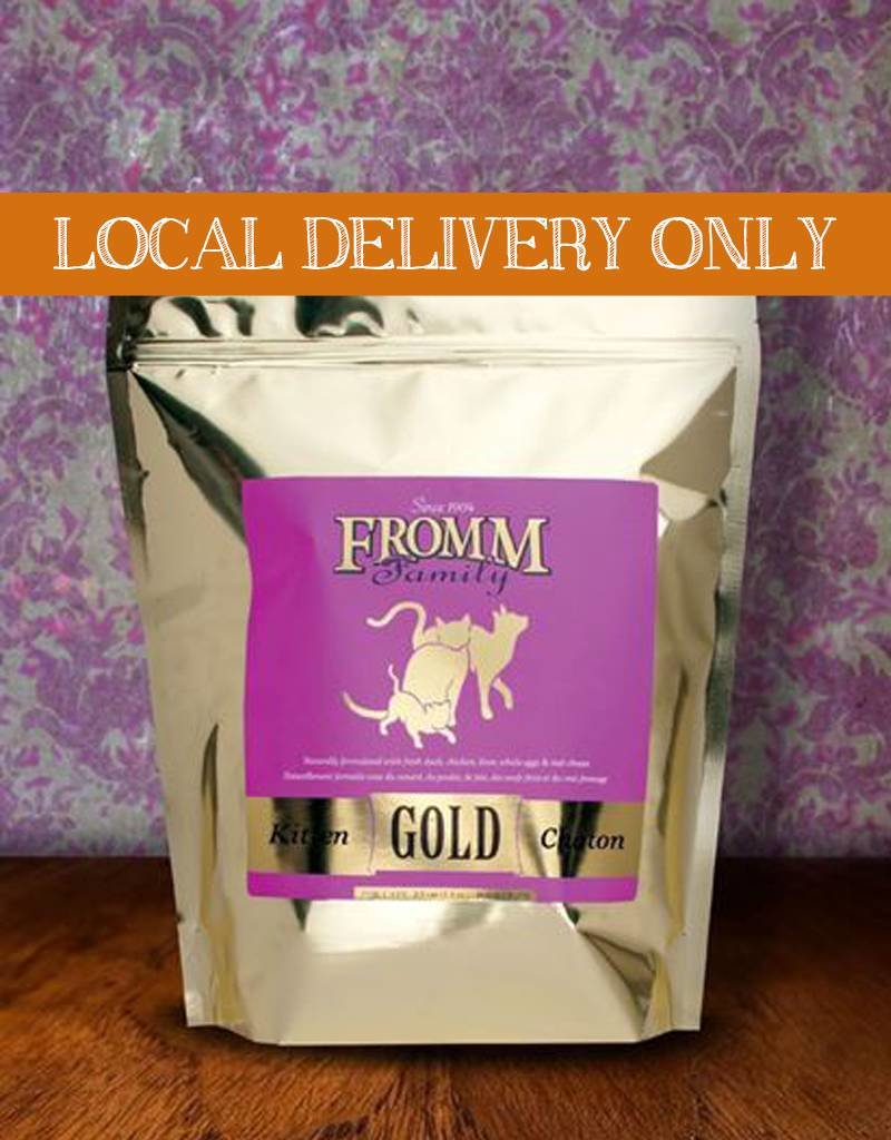 FROMM Fromm Gold Kitten Cat Food 2.5lb