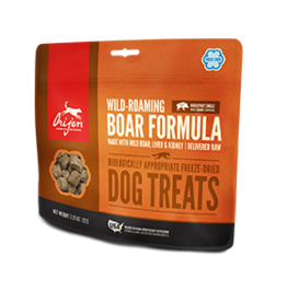 ORIJEN Orijen Wild Boar Freeze Dried Dog Treats