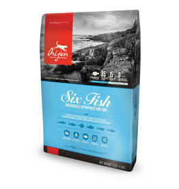 ORIJEN Orijen Six Fish Dog Food