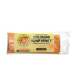 COLORADO HEMP HONEY Colorado Hemp Honey Raw Relief Sticks 10pk