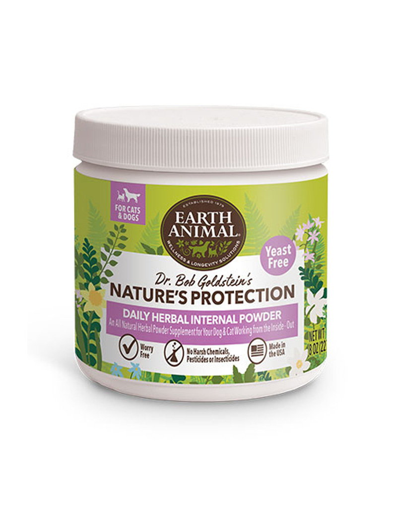 EARTH ANIMAL Earth Animal Daily Internal Flea & Tick Powder 8oz