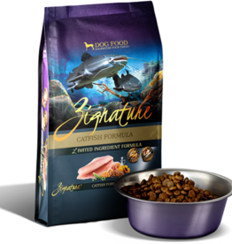 ZIGNATURE Zignature Catfish Dog Food