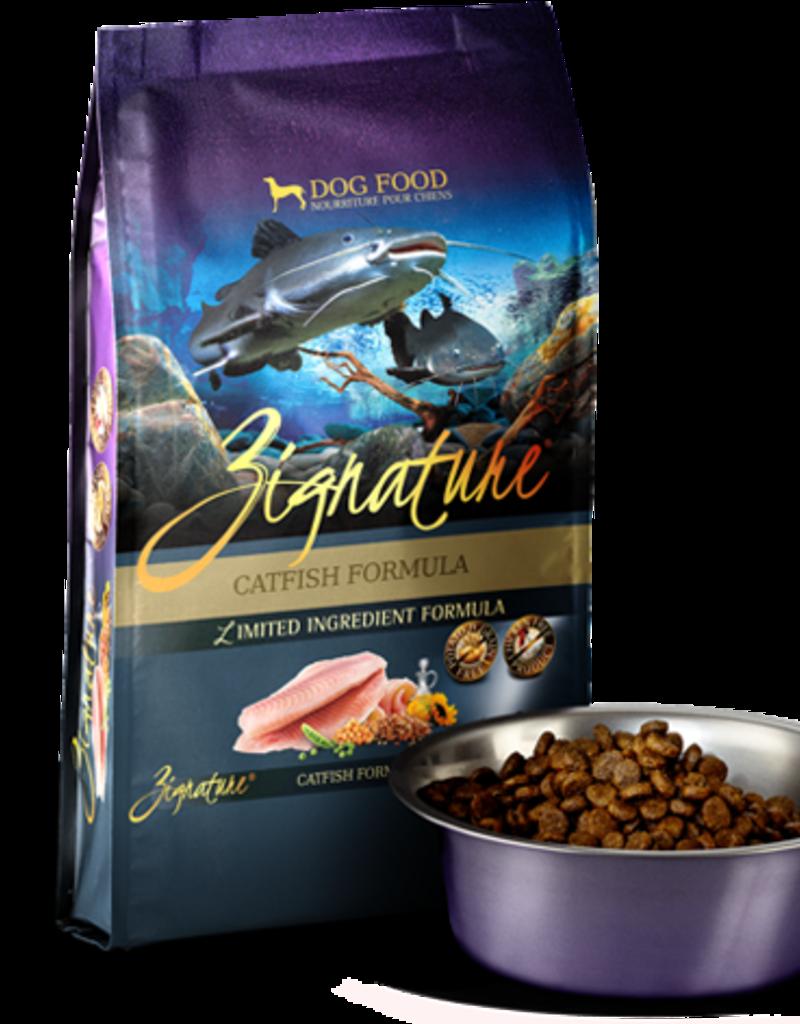 ZIGNATURE Zignature Catfish Dog Food