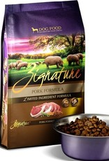 ZIGNATURE Zignature Pork Dog Food
