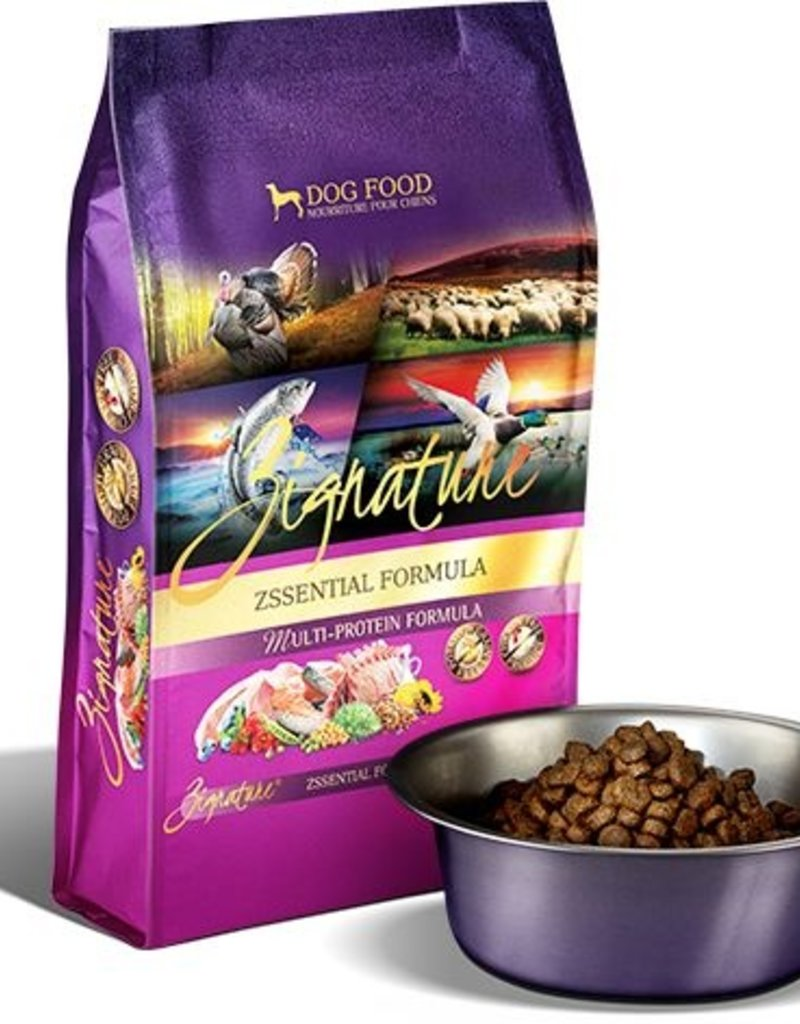 ZIGNATURE Zignature Zssentials Dog Food