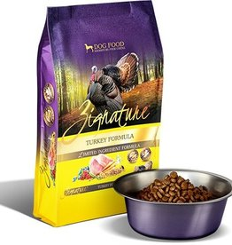 ZIGNATURE Zignature Turkey Dog Food