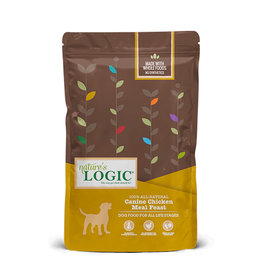 NATURE'S LOGIC Nature's Logic Chicken Meal Feast Dog Food 26.4lb