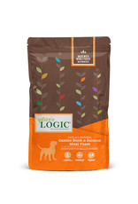 NATURE'S LOGIC Nature's Logic Duck & Salmon Meal Feast Dog Food 26.4lb