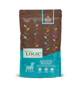 NATURE'S LOGIC Nature's Logic Lamb Meal Feast Dog Food 26.4lb