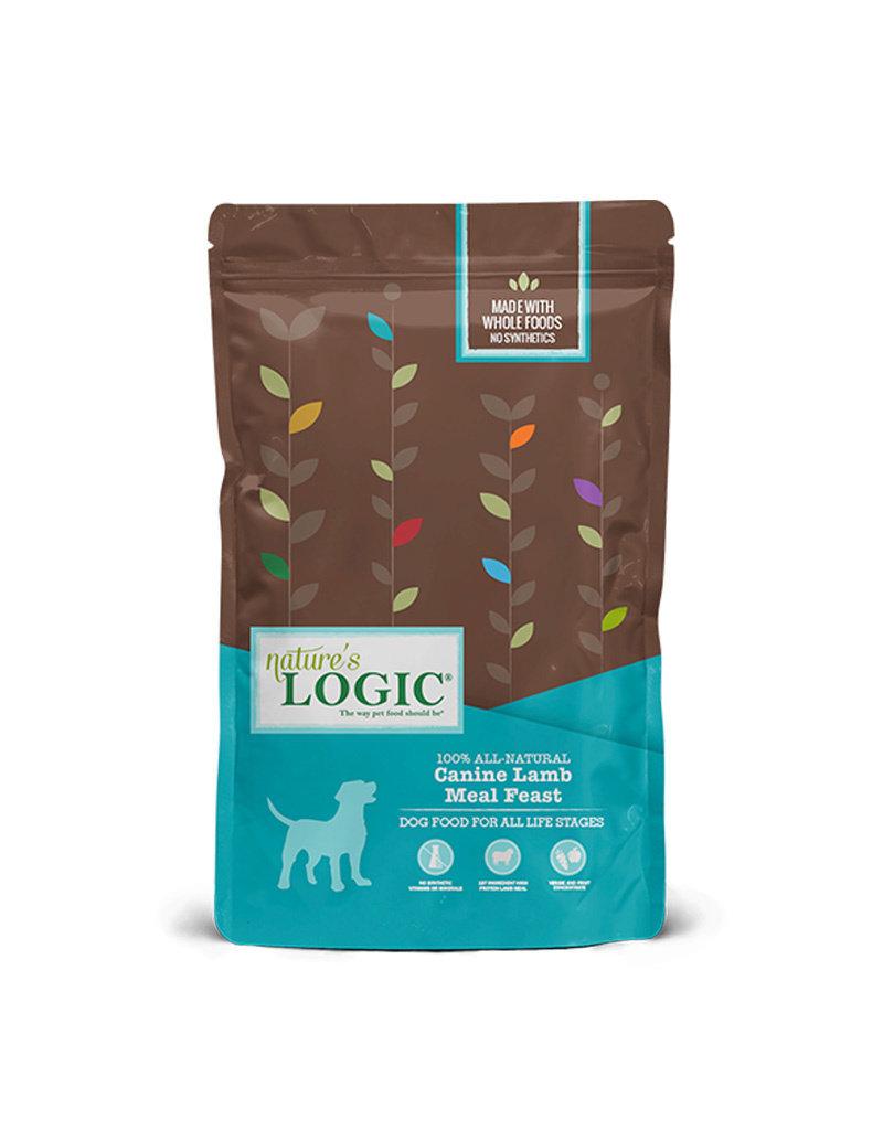 NATURE'S LOGIC Nature's Logic Lamb Meal Feast Dog Food 26.4lb