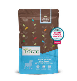 NATURE'S LOGIC Nature's Logic Sardine Meal Feast Dog Food 26.4lb