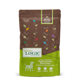 NATURE'S LOGIC Nature's Logic Turkey Meal Feast Dog Food 26.4lb