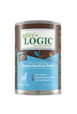 NATURE'S LOGIC Nature's Logic Sardine Feast Canned Dog Food 13.2oz Case of 12