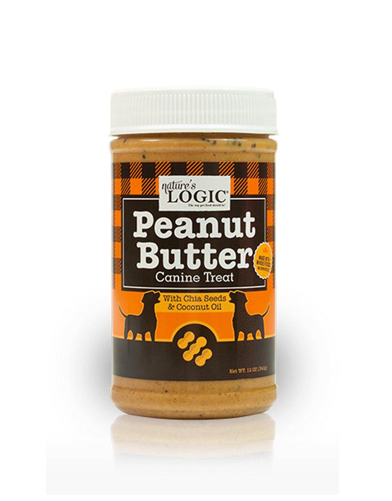 NATURE'S LOGIC Nature's Logic Peanut Butter 12oz