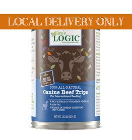 NATURE'S LOGIC Nature's Logic Canine Beef Tripe 13.2oz
