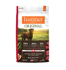 NATURES VARIETY Instinct Original Beef Dog Food