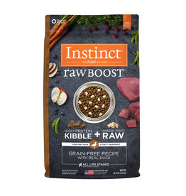 NATURES VARIETY Instinct Raw Boost Duck Dog Food