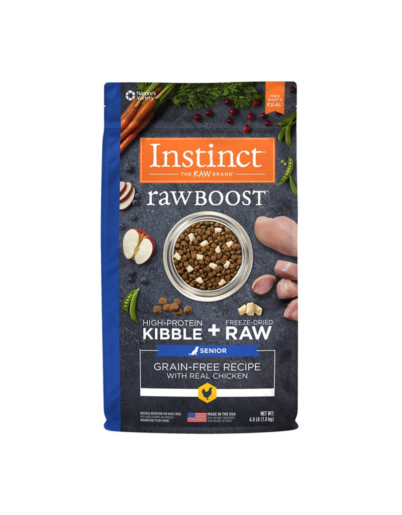 NATURES VARIETY Instinct Raw Boost Senior Dog Food