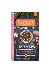 NATURES VARIETY Instinct Raw Boost Toy Breed Chicken Dog Food 4lb