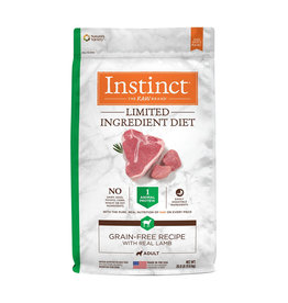 NATURES VARIETY Instinct LID Lamb Dog Food