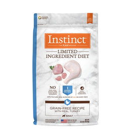 NATURES VARIETY Instinct LID Turkey Dog Food