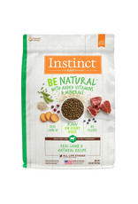 NATURES VARIETY Instinct Be Natural Lamb & Oatmeal Dog Food