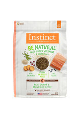 NATURES VARIETY Instinct Be Natural Salmon & Brown Rice Dog Food