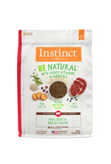 NATURES VARIETY Instinct Be Natural Beef & Barley Dog Food