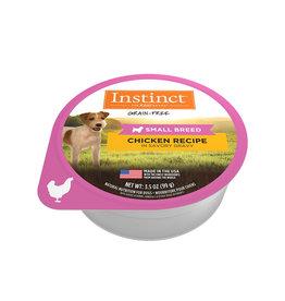 NATURES VARIETY Instinct Original Small Breed Chicken Cups 3.5oz