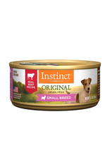 NATURES VARIETY Instinct Original Small Breed Beef Canned Dog Food