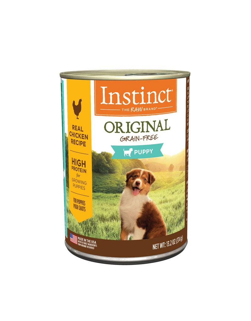 NATURES VARIETY Instinct Original Chicken Canned Puppy Food 13.2oz (Case of 6)