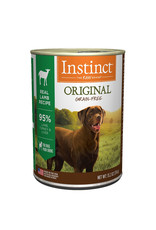 NATURES VARIETY Instinct Original Lamb Canned Dog Food 13.2oz (Case of 6)