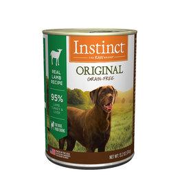 NATURES VARIETY Instinct Original Lamb Canned Dog Food 13.2oz