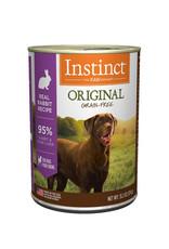 NATURES VARIETY Instinct Original Rabbit Canned Dog Food