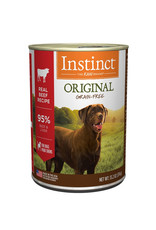 NATURES VARIETY Instinct Original Beef Canned Dog Food