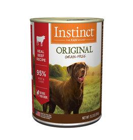 NATURES VARIETY Instinct Original Beef Canned Dog Food