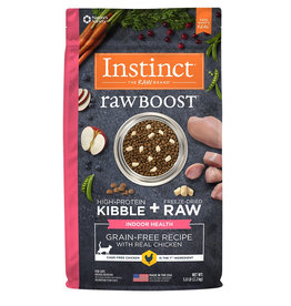 NATURES VARIETY Instinct Raw Boost Indoor Chicken Cat Food 5lb